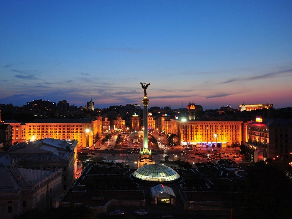 TEFL Job in Ukraine