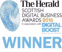The Herald Scottish Business Awards 2016 - E-commerce Award