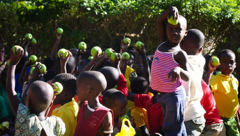 TEFL Org UK Charity of the Year Mary's Meals