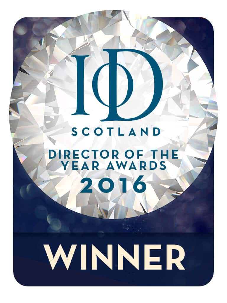 IoD Scotland Director of the Year 2016