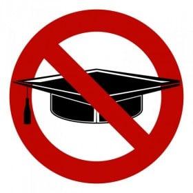 No degree needed
