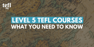 Level 5 TEFL Courses: What You Need to Know