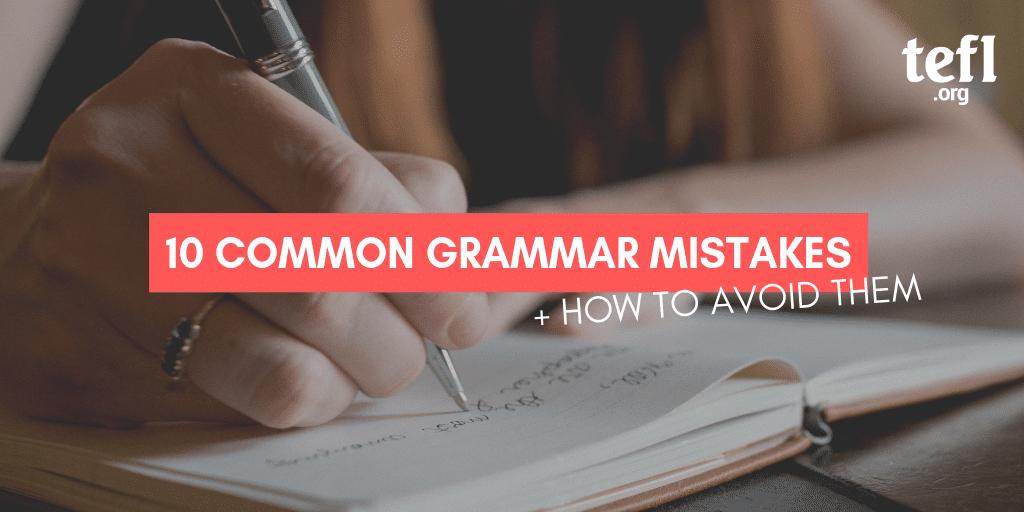 tefl grammar