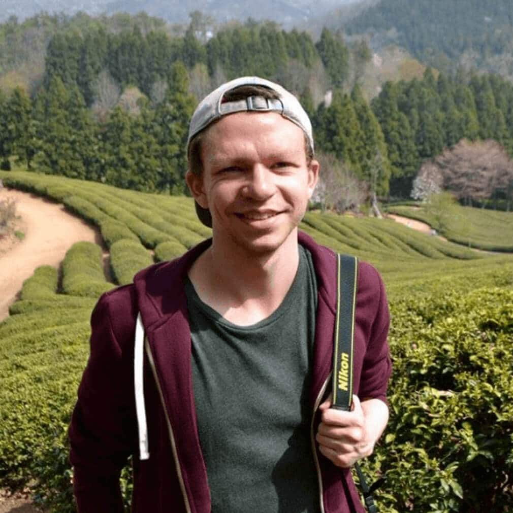 EFL teacher Dan in South Korea