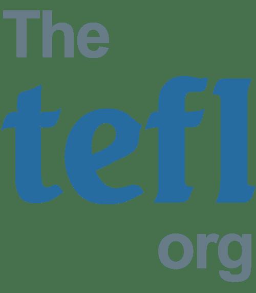The TEFL Org Logo