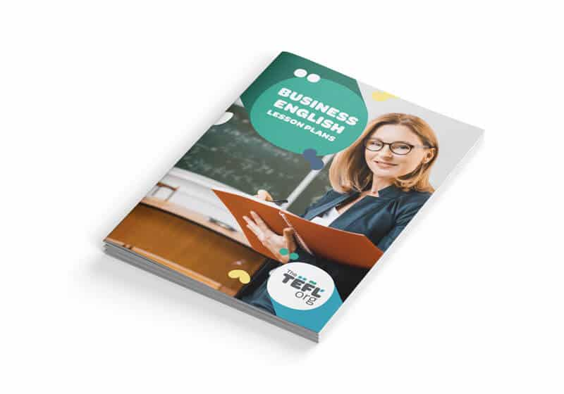 Business English Lesson Plans Pack