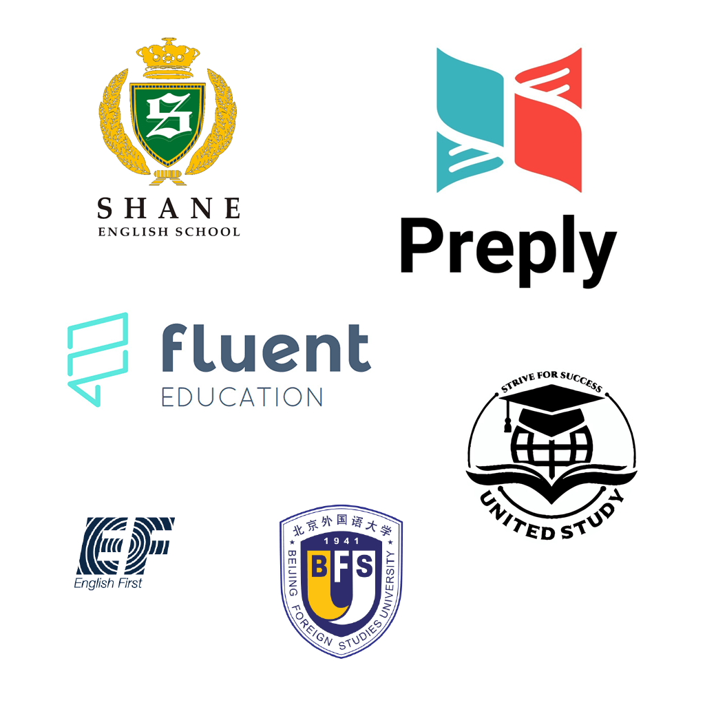 A small selection of The TEFL Org's employment partners