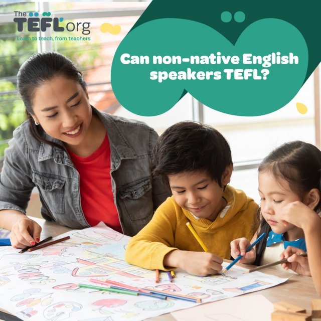 One of the most common questions we get asked is 'can non-native English speakers TEFL?'⁠ ⁠ The answer is simple: if you're fluent in English then you have the potential to teach it! Many non-native English speakers have trained with us and have gone on to find work teaching English all over the world and online. ⁠ ⁠ We take a look at some of the key issues affecting non-native EFL teachers to help you on your TEFL journey in our latest blog post - Link in bio 🔗⁠ ⁠ Do you have any tips and advice for non-native English Speakers? Share them below 👇