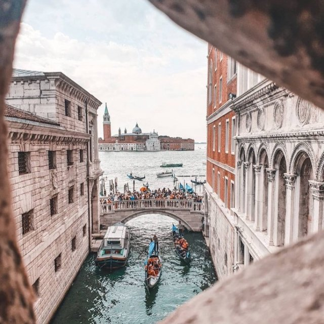 Venice, Italy   . .  📷 Photography by @theworldismyadventure